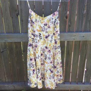Old Navy Floral Skater Dress